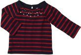 Osh Kosh Knit Top (Baby) - Red-6 Months