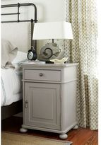 Paula Deen Dogwood Door Nightstand in Cobblestone Finish
