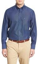 Nordstrom Men's Big & Tall Smartcare(TM) Regular Fit Sport Shirt