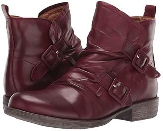 Miz Mooz Legacy (Bordeaux) Women's Boots