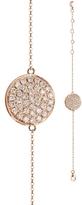 BETTINA JAVAHERI Night / Day Pave Diamond Bracelet