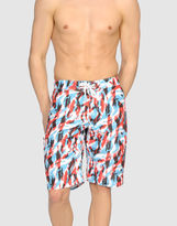 Stussy AUTHENTIC GEAR Beach pants