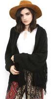 Wildfox Couture Marishka Sweater in Black