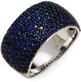 Effy Women's 14K White Gold Sapphire Ring