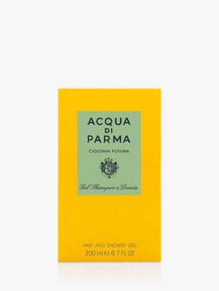 Acqua di Parma Colonia Futura Hair & Shower Gel, 200ml