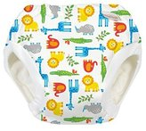 Imse Vimse Organic Cotton Training Pants, 9-15 months, 20-26 lbs. / 9-12 kg JUNGLE/ZOO by