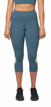 GoLite Women's Rebound Performance Mid-Rise Crop Legging