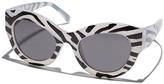 Cheap Monday Vicious Sunglasses Black
