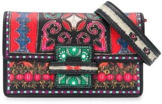 Etro Boho Print Belt Bag