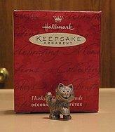 Hallmark Husky Frosty Friends 2000 ornament