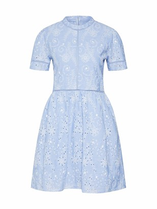 Superdry Women's Shelly Schiffli Dress
