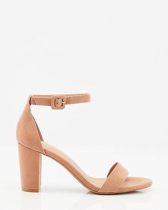 Le Château Open Toe Ankle Strap Sandal