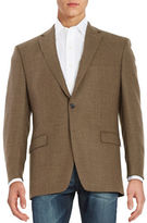 Lauren Ralph Lauren Wool Two-Button Jacket