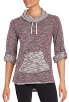 Calvin Klein Textured Cowlneck Sweater