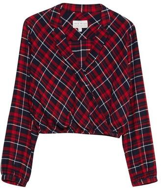 Jack Wills Mayflower Check Wrap Shirt
