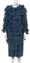 Bottega Veneta Wool & Cashmere-Blend Coat w/ Tags