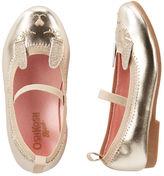 Osh Kosh OshKosh Gold Bunny Flats