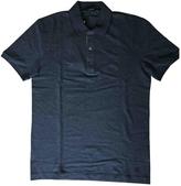 Gucci Anthracite Cotton Polo shirt