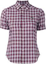 DSQUARED2 checked shirt - women - Cotton - 38