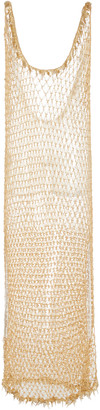 MY BEACHY SIDE Orpul Hand-Beaded Maxi Dress