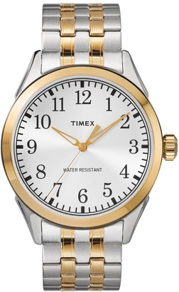 Timex Men's Style Elevated Briarwood Expansion Watch - TW2R48100JT