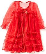 Komar Kids Little Girls 2T-4T Ruffled Nightgown