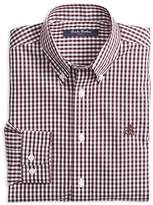 Brooks Brothers Boys' Non-Iron Gingham Sport Shirt - Big Kid
