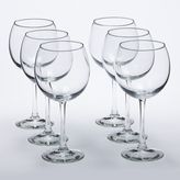 Libbey Vina 6-pc. Red Wine Glass Set