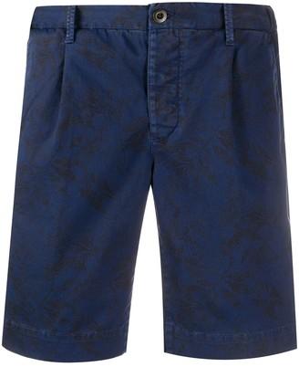 Incotex Classic Cargo Shorts