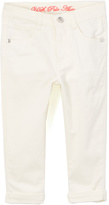 U.S. Polo Assn. Vanilla Denim Pants - Girls