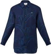Vivienne Westwood Man Classic Cutaway Cotton Shirt
