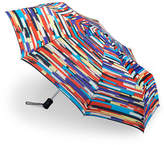 Fulton Open and Close Graphic Stripe Umbrella