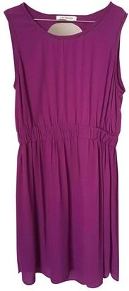 Gat Rimon Purple Dress for Women