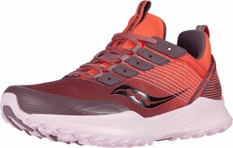 Saucony Women's Mad River TR Trail Running Shoes