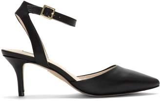 Louise et Cie Esperance Leather Ankle-Strap Sandals