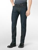 Calvin Klein Body Copper Low Rise Slim Fit Jeans