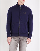 True Religion Contrast-stitch Cotton Jacket