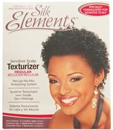 Silk Elements No Lye No Mix Regular Texturizer System
