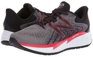 New Balance Fresh Foam Evare (Dark Gray/Team Red) Men's Shoes