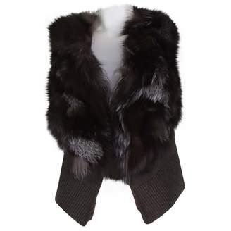 Adrienne Landau Brown Fox Coats