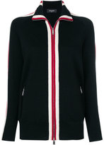 DSQUARED2 zip front sweater