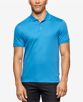 Calvin Klein Men's Big & Tall Liquid Cotton Polo