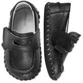 pediped Originals Charlie Boys Loafers in Black