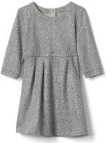Gap Cozy fit & flare dress