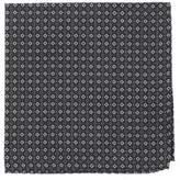 The Tie Bar United Medallions Printed Silk Pocket Square