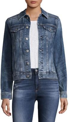 AG Jeans Mya Relaxed Denim Jacket