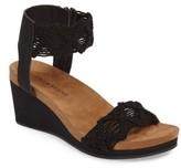 Lucky Brand Women's Kierlo Wedge Sandal