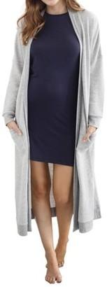 Honeydew Glamour & Co.Short sleeve strappy v-neck side ruche midi dress