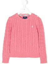 Ralph Lauren logo sweater