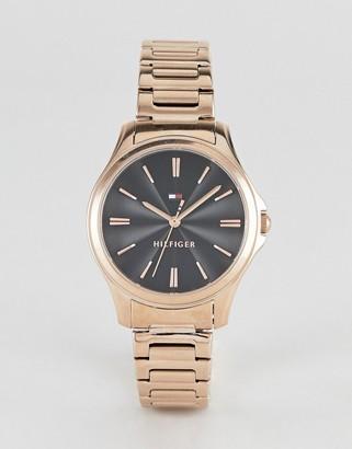 Tommy Hilfiger Lori bracelet watch in gold 35mm